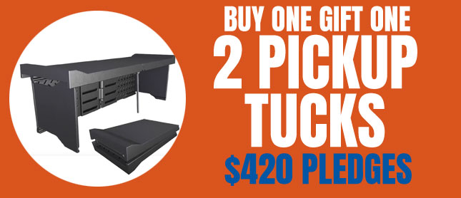 Buy One Gift One Pickup Tucks
