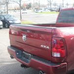 Dodge RAM Cargo Management