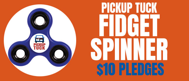Fidget Spinner Reward
