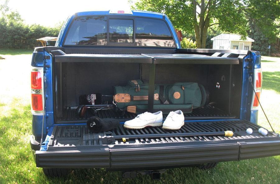 Pickup Tuck Prototype