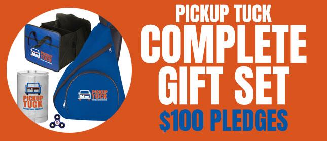 Pickup Tuck Complete Gift Set
